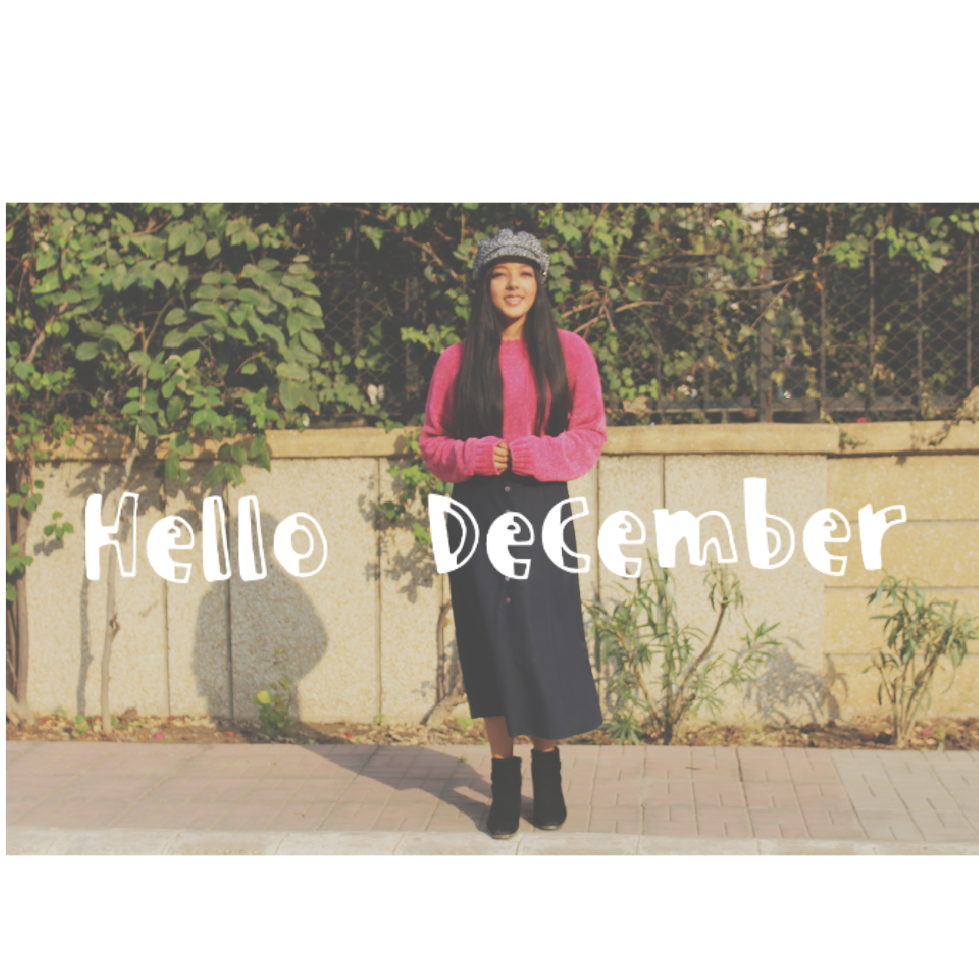 HELLO DECEMBER! image